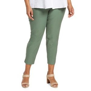 Eileen Fisher Casual Pull On Pants Stretchy